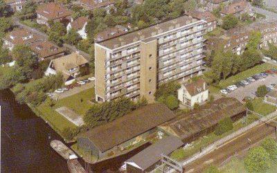 Vliethof in 1964