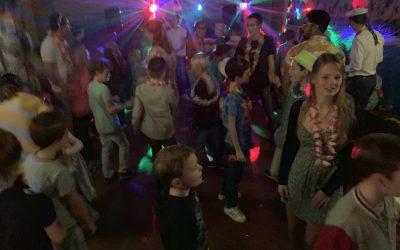 Lekker swingen op de HB Disco!