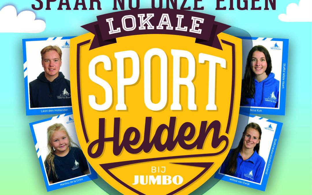 Spaar alle Hubertus-Brandaners bij Jumbo Voorburg